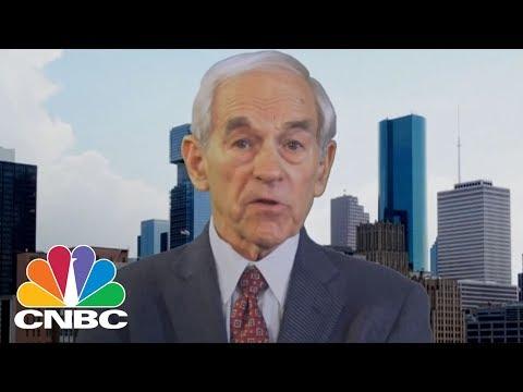 Trump Tariff Or No Tariff, Ron Paul Warns A 'Calamity' Will Hit Stocks   Trading Nation   CNBC