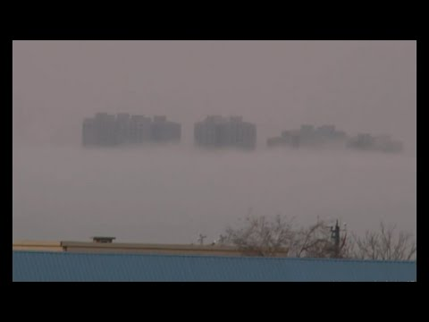Crazy! Floating Cities Spotted Again In US and Footage from China