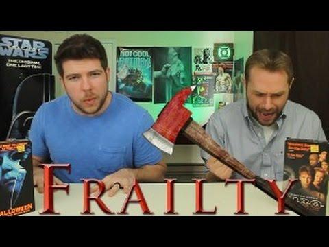 FRAILTY Review (Netflix Horror 2017, Bill Paxton)