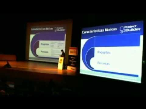 Apresentação da Project Builder - PMTOOLs 2012