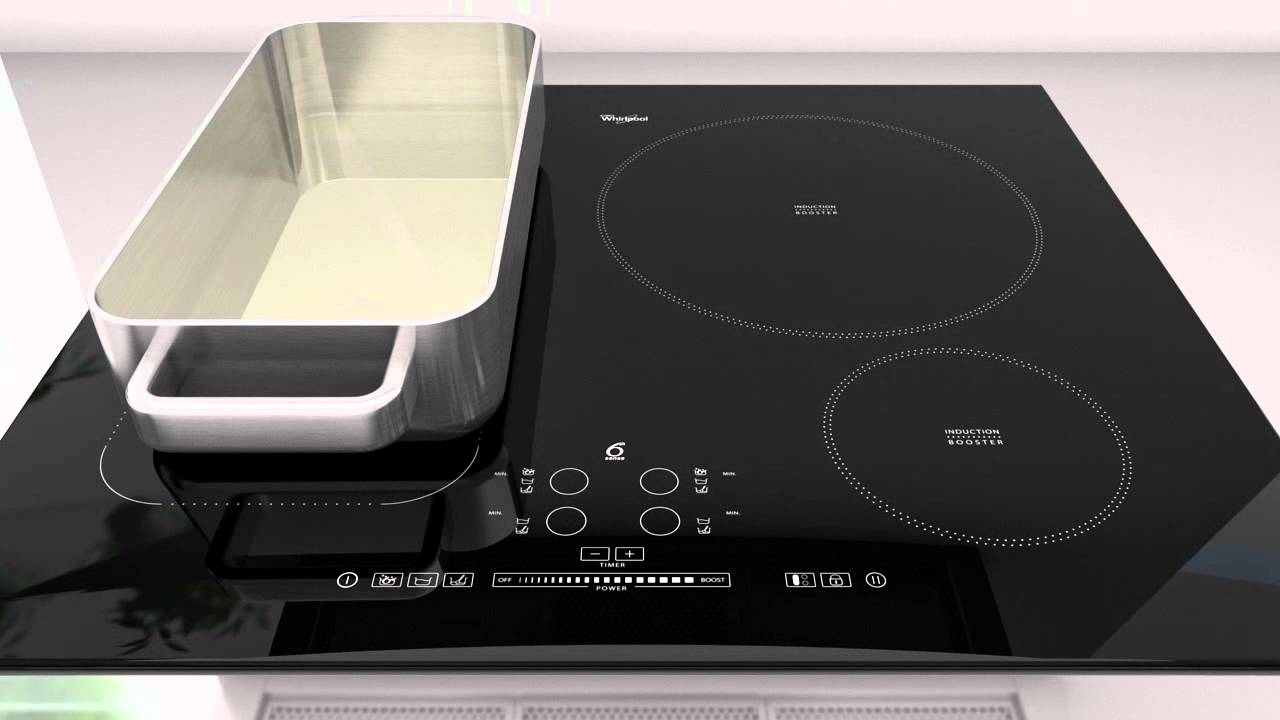 6th Sense Induction Cooktop