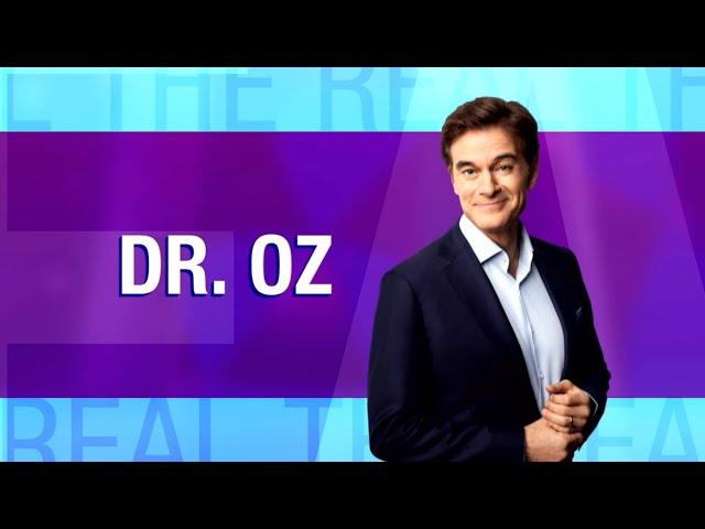 Wednesday on 'The Real': Dr. Oz, Golda Rosheuvel