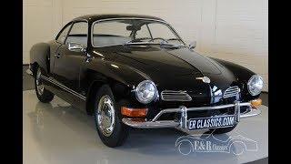 Volkswagen Karmann Ghia Coupe 1970 -VIDEO- www.ERclassics.com
