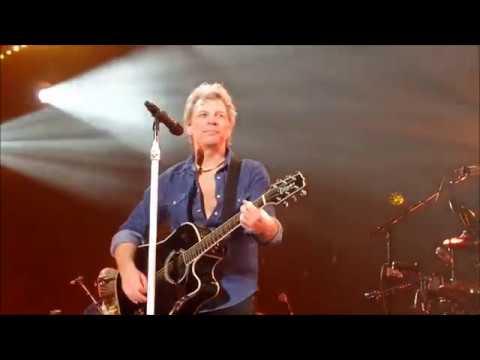 Bon Jovi - LIVE 2017 - Wanted Dead or Alive (SOUNDBOARD)