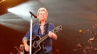 Bon Jovi - LIVE 2017 - Wanted Dead or Alive (SOUNDBOARD)