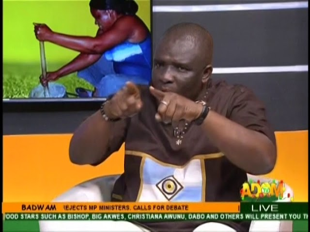 Badwam Mpensenpensenmu on Adom TV (14-12-18)