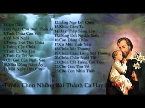 Nhạc  Thánh  ca - nhiều ca sỹ