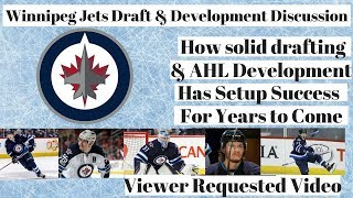 Winnipeg Jets  - Draft & Player Development Success