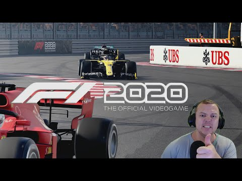 F1 2020 MODO CARREIRA - JOGANDO A F2 SEM SETUP MODO LENDA |