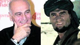 """Легендарный Абдулла из """"Белого солнца пустыни"""" - Кахи Кавсадзе. О любви и смерти."""