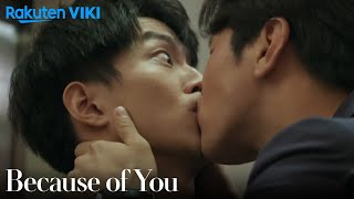 Download Lagu Because of You 2020 - EP8 | First Kiss mp3