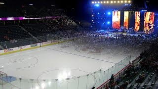 Hockey to Concert Changeover