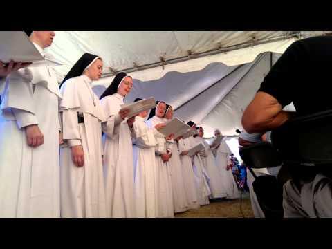 Ave Maria, Oreste Ravanello