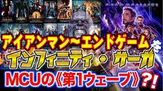 """アイアンマン~アベンジャーズ/エンドゲームまでを""""インフィニティ・サーガ""""と命名、MCUの第1ウェーブに過ぎない?【ケヴィン・ファイギが語る】《MCU INFINITY SAGA》"""