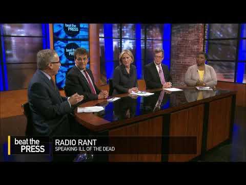 Beat the Press: Radio Rant