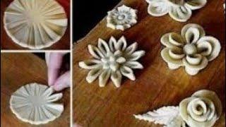 معجنات العيد !!! من نفس العجينة  تشكيل #فطائرEid pastries !!! From the same dough make #pies