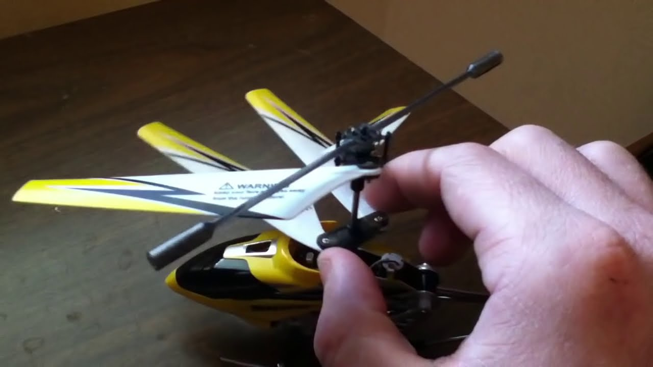 Syma S107g Rc Helicopter Balance Problem  Thedeerslayer27 01:02 HD