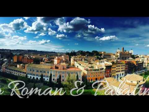 Travelling Through Rome and Vatican City, 2016