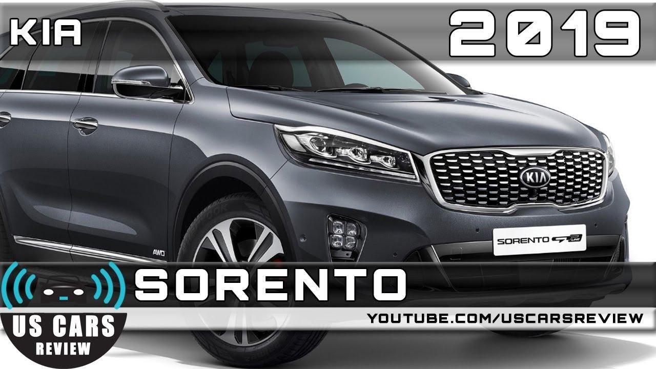 2019 Kia Sorento Redesign, Price >> 2019 KIA SORENTO Review - YouTube