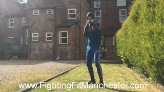 Punching in Motion Drills 2