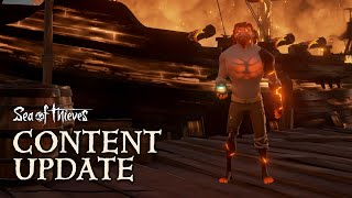 Heart of Fire: Official Sea of Thieves Content Update