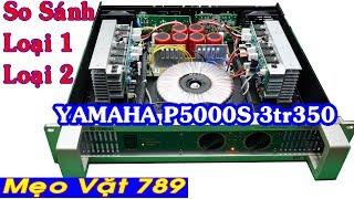 Cục đẩy YAMAHA P5000S loại 1 giá 3tr350k chạy 20 sò C5200 A1943  0399 774 789