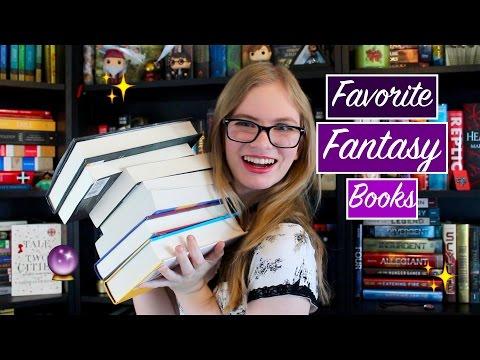 Favorite FANTASY Books!!