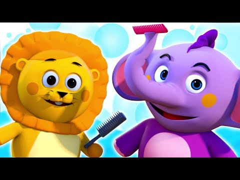 This Is The Way Kids Songs | 3D Nursery Rhymes For Children By All Babies Channel