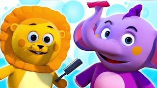This Is The Way Kids Songs | 3D Nursery Rhymes For Babies By All Babies Channel | Children Songs