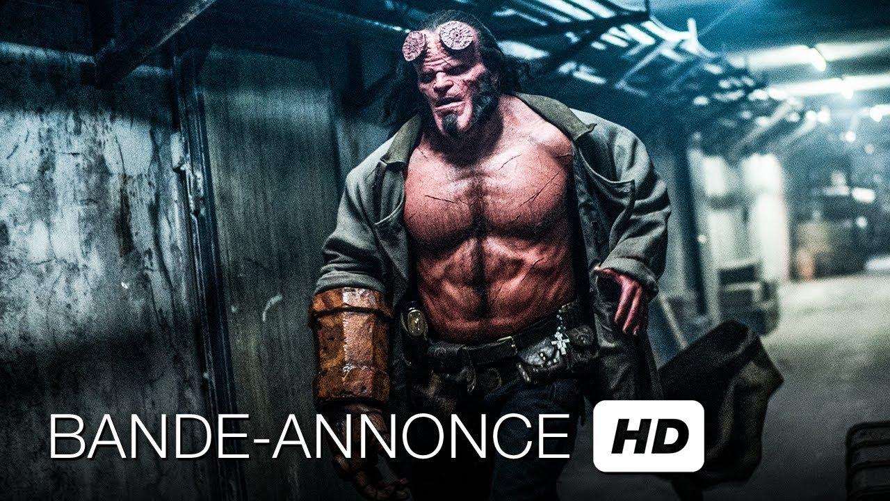 Hellboy - Bande-annonce officielle (2019) | David Harbour