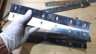 UNBOXING Blade Planner Makita 2012 NB - Mesin Ketam Kayu dan Pemasangan Part. #v104#
