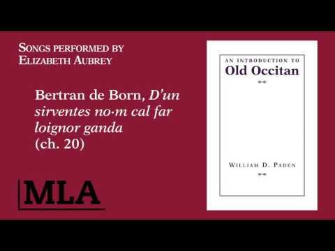 Bertran de Born, D'un sirventes no∙m cal far loignor ganda (ch. 20)