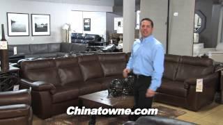 Chinatowne Furniture - Big Leather