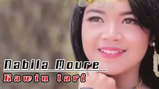 NABILA MOURE -  KAWIN LARI (Lyrics)