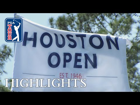 Highlights | Round 1 | Houston Open