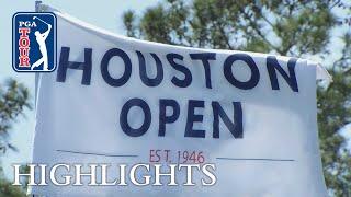 Highlights   Round 1   Houston Open