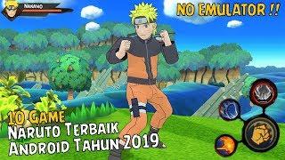 10 Game Naruto Terbaik Di Android Tahun 2019 NO EMULATOR!!