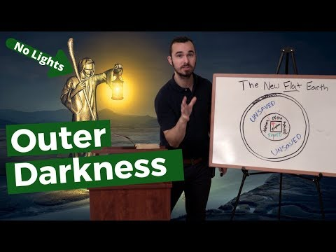 Outer Darkness Is Only Possible On A Flat Earth (Flat Earth Bible Verses 3) thumbnail