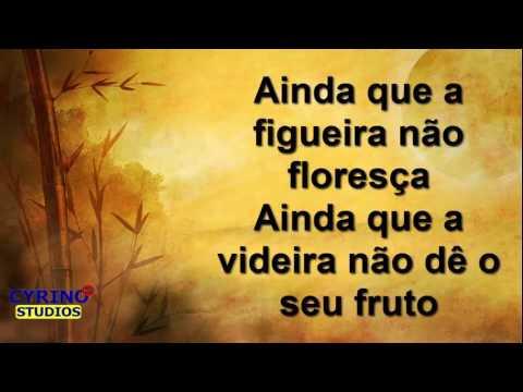 Ainda Que a Figueira - Fernandinho - PLAY BACK [COM LETRA] HD
