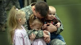 Best Surprise Military Homecomings Compilation 2015 #4
