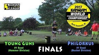 2017 KanJam World Championship - Finals