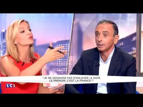 """Eric Zemmour / """"Le djihad est un élément essentiel de l'islam"""" / Septembre 2016"""