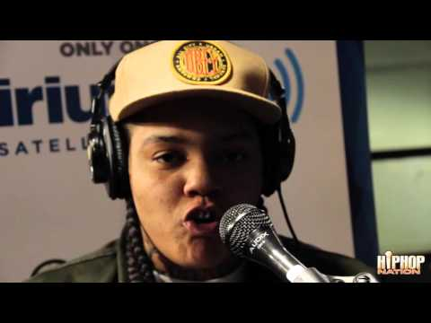 Young MA destroys Freestyle LIVE onHip Hop...