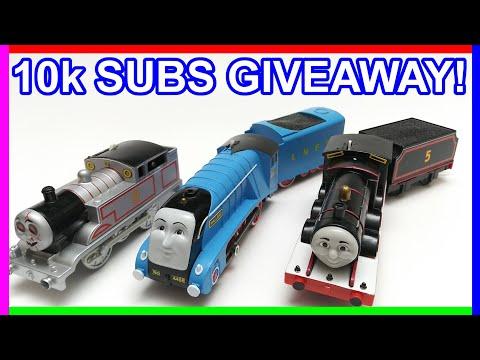 10k-subs-giveaway-trackmaster-thomas-&-friends-thomas-y-amigos-托馬斯和朋友-Томас-и-друзья-きかんしゃトーマス