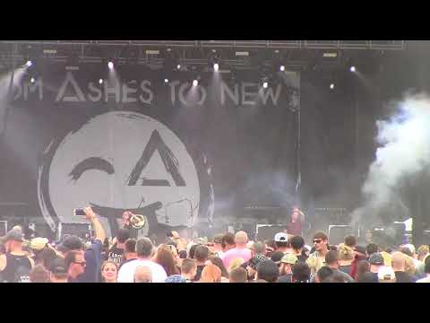 From ashes to New Carolina Rebellion 2018 filmed by MMSP&MDR