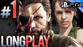 Video PS4 Metal Gear Solid 5 Phantom Pain: Part 1 - Gameplay Live Stream (MGS5 Walkthrough 1080p) download MP3, 3GP, MP4, WEBM, AVI, FLV November 2018