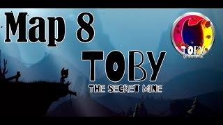 Toby The Secret Mine Walkthrough MAP 8 (Get Free On Description)