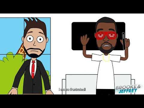 Animated Phone Tap: Kanye Hotel