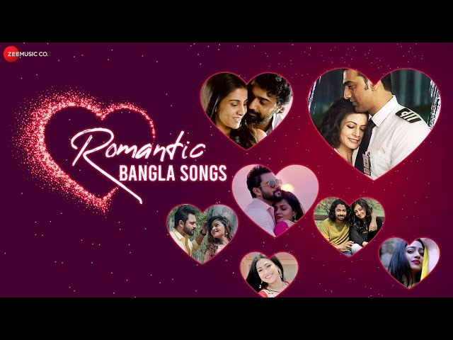 Romantic Bangla Songs - Audio Jukebox | Best Bengali Love Songs Collection