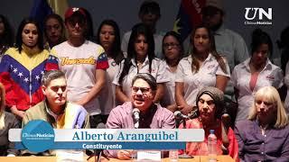 Encuentro chavista en el marco de la juramentación del comando de campaña Fundación Casa del Artista